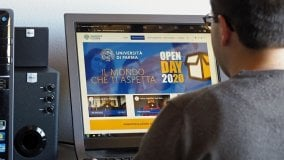 All'Open Day on line dell'università collegamenti anche da Usa e Finlandia
