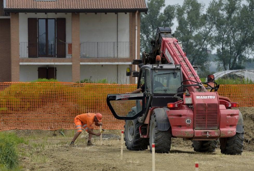 Parma, ecco dove nascerà il nuovo centro Amazon  - Foto