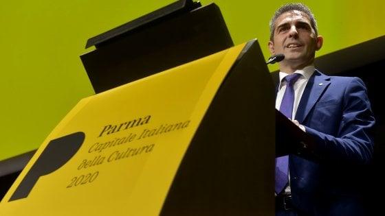 """Parma 2021, Pizzarotti: """"A giugno il nuovo palinsesto. Il digitale in funzione 'anti-Covid 19'"""""""