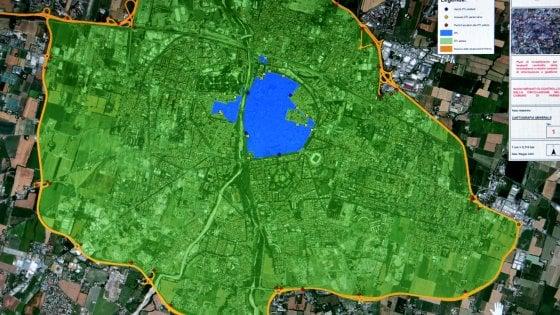 Parma, nuove telecamere per controllare la futura area verde