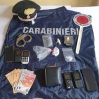 Rifornivano Borgotaro di cocaina: due arresti dei carabinieri