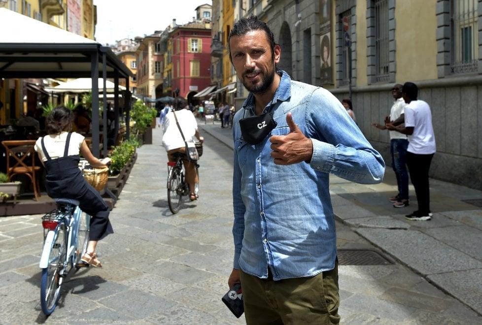Parma, un campione del mondo in via Farini - Foto