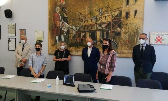 Ausl Parma, esami respiratori a domicilio grazie alla sonda donata da Chiesi