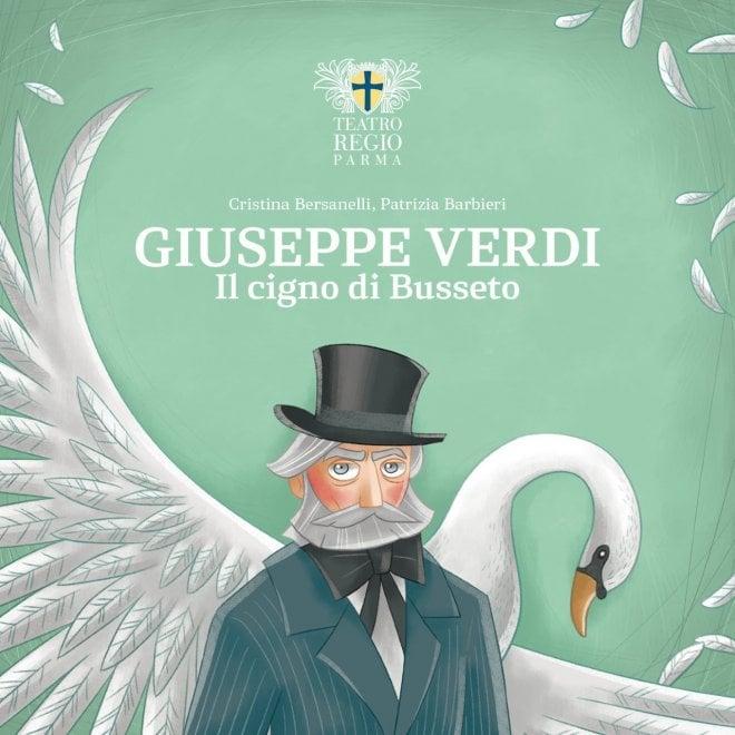 Giuseppe Verdi, il cigno di Busseto: la storia del maestro in un libro per l'infanzia