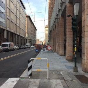 Parma, chiuso fino al 10 agosto l'incrocio tra via Mazzini e via Garibaldi