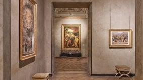 L'Ottocento e il mito di Correggio  da ottobre 2020 in Pilotta