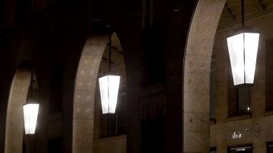 Via Mazzini, riecco le lanterne -  Foto