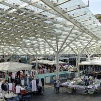 Norme anti Covid violate: sette multe al mercato della Ghiaia