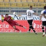 Parma, terzo ko di fila -  Foto   Al Tardini passa la Fiorentina