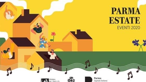 Parma Estate 2020: tutto il programma