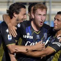 Brescia - Parma 1-2: la fotocronaca
