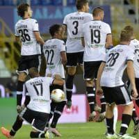 Parma - Atalanta: la fotocronaca