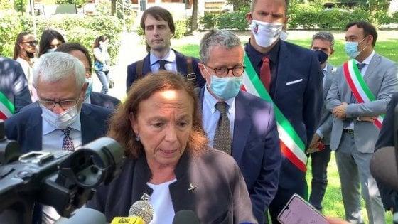 """Beni confiscati, Lamorgese a Sorbolo: """"Un aiuto alla collettività"""""""
