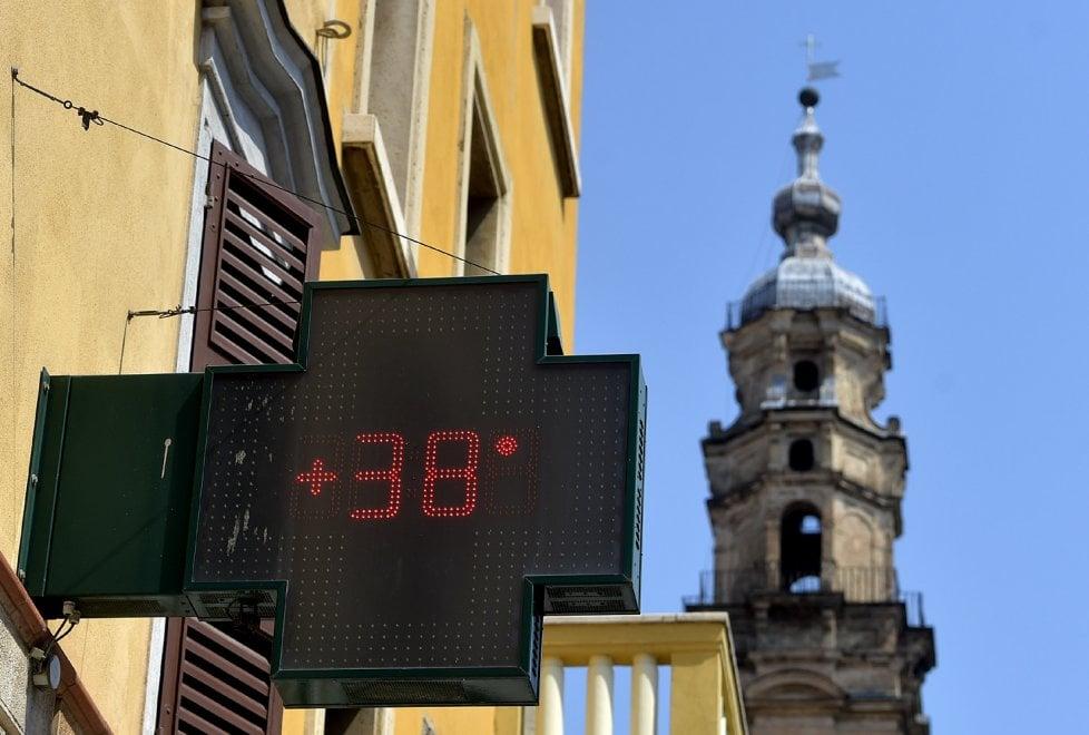 Ondata di caldo dall'Africa: Parma boccheggia - Foto