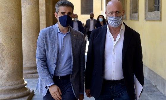 La Giunta regionale fa tappa a Parma: tutti gli investimenti in cantiere