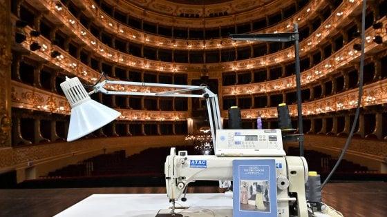 Corso di Alta Sartoria al Regio di Parma: richieste da tutta Italia