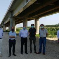 Ponte Verdi, lavori in corso. Riapertura prevista il 26 settembre