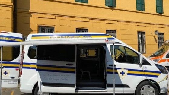 Parma, dalla famiglia Bertolotti un nuovo pulmino per la Pubblica
