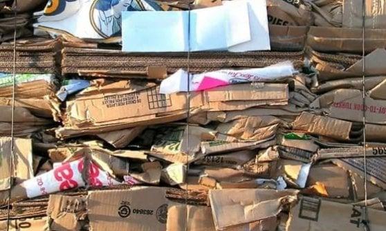 A Parma nel 2019 raccolti 83 kg pro-capite di carta e cartone