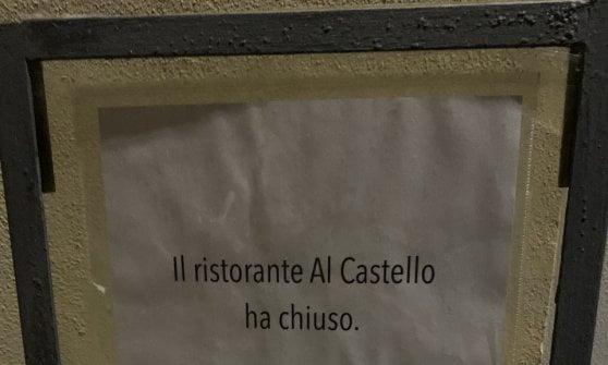 Montechiarugolo, si chiude la gestione Migliozzi al ristorante Al Castello