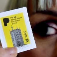Parma 20 + 21 in un francobollo celebrativo - Foto