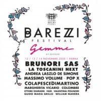 Brunori Sas e Andrea Laszlo De Simone al Barezzi Festival 2020