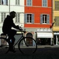 Parma, le nuove ciclabili misurano il numero di bici e la velocità delle
