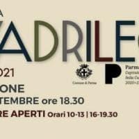 Parma, il ritorno di Quadrilegio: il programma