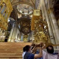 """La Madonna di Berceto, """"patrona contro la peste"""", nel Duomo di Parma - Foto"""