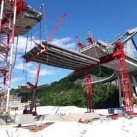 Demolizione del Ponte Morandi e mega serbatoi: doppio premio alla Fagioli