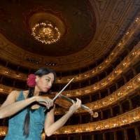 Parma, sul palco del Regio la magia del violino ritrovato - Foto
