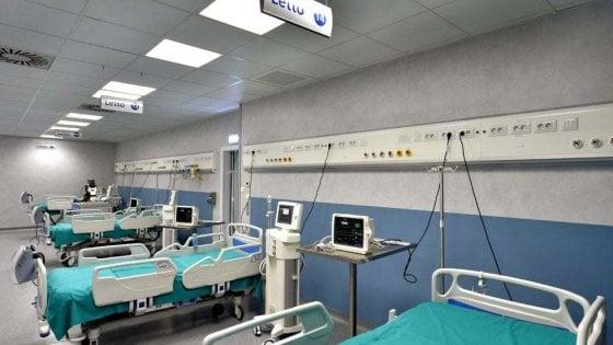 Il Pronto soccorso è sempre più sotto stress    riapre l' area per pazienti Covid