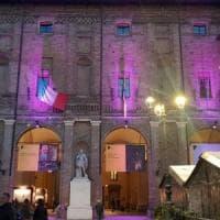 Parma, il municipio in rosa per la campagna Lilt