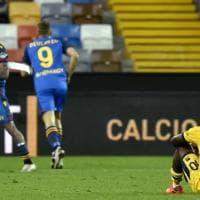 Udinese-Parma 3-2: la fotocronaca