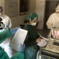 """""""Così portiamo l'ospedale dal paziente"""": a Parma le unità mobili fanno argine al virus sul..."""