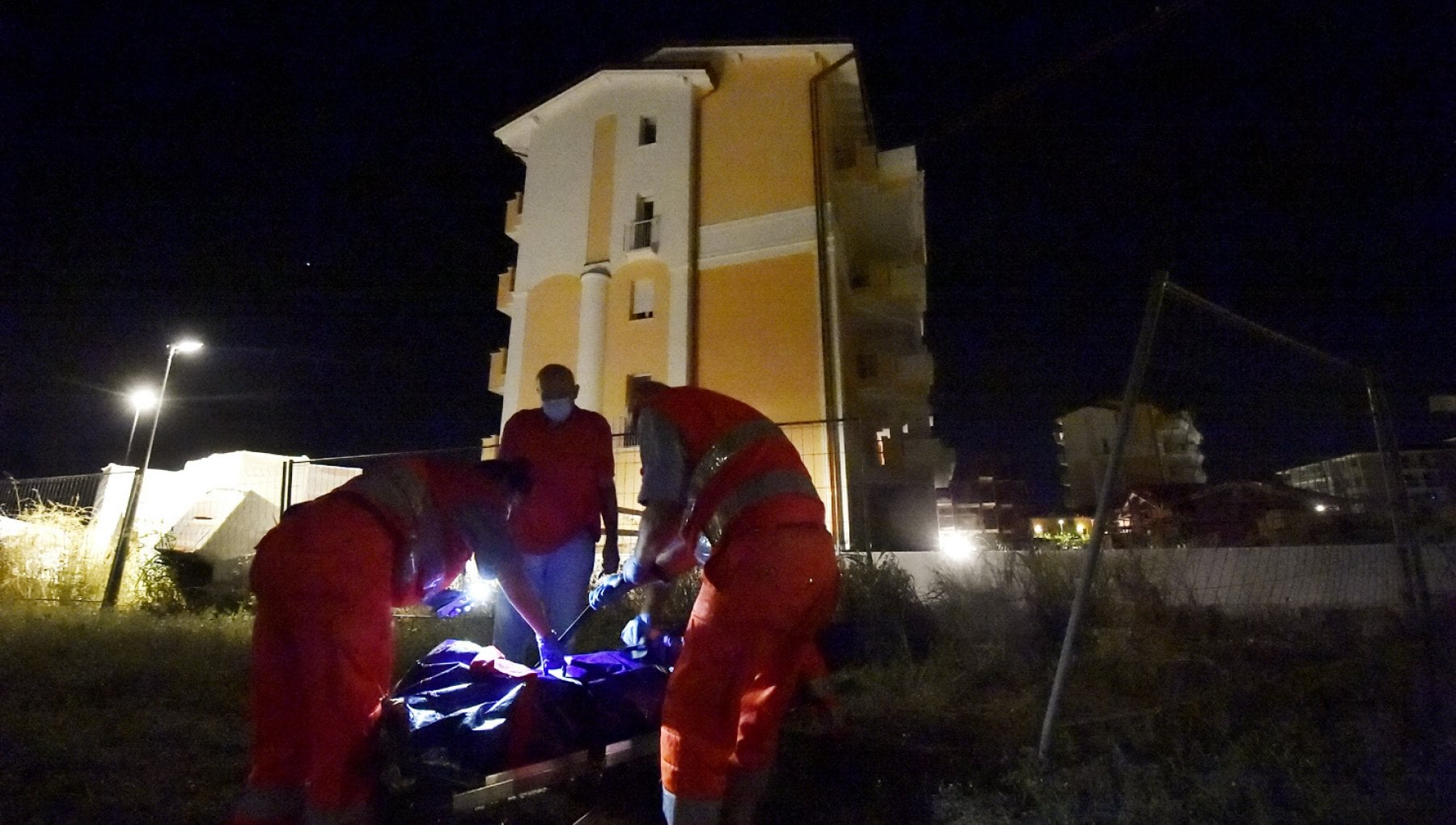 100448205 defc4a3d 1b72 4ce9 9a7d de810f8b5ef3 - Parma, cadavere di un uomo in un cantiere: indaga la polizia