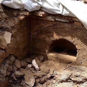 Anfore e colombari, torna alla luce l'antica necropoli di Trastevere