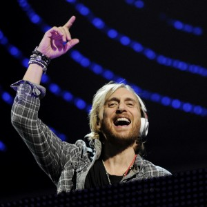 David Guetta, il super party