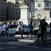 Israele, tensione a Roma. Sette feriti dopo il corteo della comunità ebraica