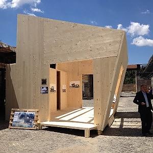 """""""La casa e la città"""", al Macro Testaccio le abitazioni ecologiche del futuro"""