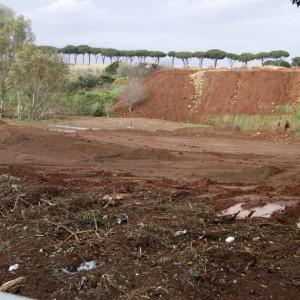 Edilizia, accusa di danno ambientale: sequestrato il Fosso delle Tre Fontane
