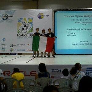 Brasile, gli studenti del Galilei campioni del mondo al RoboCup 2014