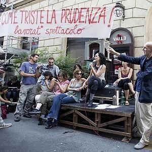 """Teatro Valle, cala il sipario. Gli occupanti lasciano lo stabile. Marinelli: """"Vittoria per la città"""""""