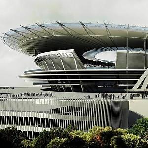 Stadio a Tor di Valle, presentata la variante al Comune