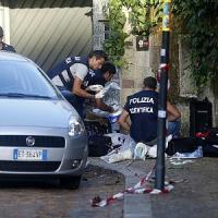 Omicidio all'Eur, nelle telecamere il video dell'orrore