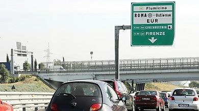 Controesodo di agosto, 90 mila auto sul Gra