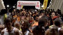Grande successo per    la prima mezza maratona sotto le stelle