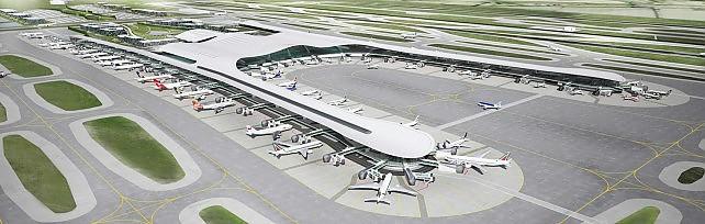 Nello Sblocca Italia 2,1 miliardi per Fiumicino Un nuovo terminal al Leonardo da Vinci
