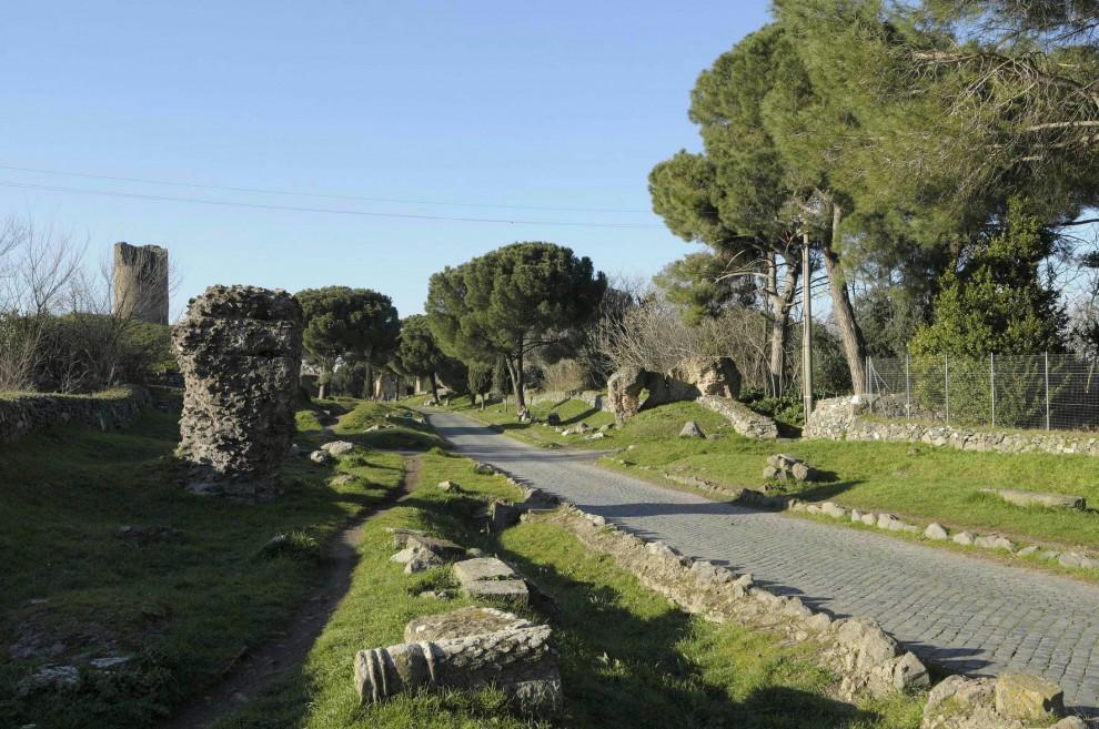 Appia in vendita il casale di quo vadis 1 di 4 roma for Ville in vendita appia antica