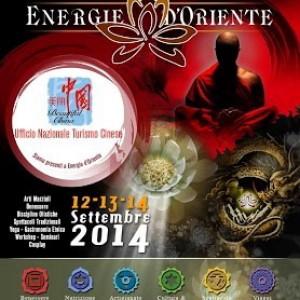 Energie d'Oriente ai parchi della Colombo